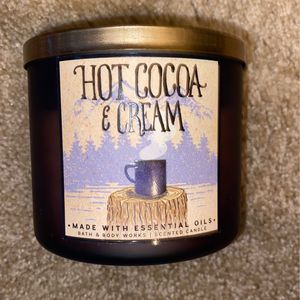 Hot Cocoa And Cream Candle for Sale in Phoenix, AZ