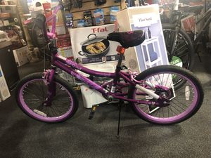 "Kent 20"" 2 Cool Girls BMx Bike satin purple for Sale in Atlanta, GA"