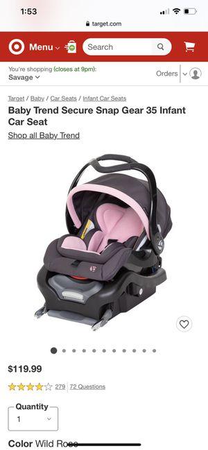 Brand new car seat. for Sale in Jordan, MN