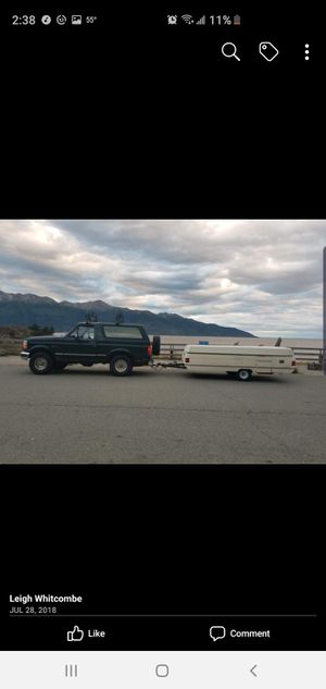 1990 Coleman sequoia pop up for Sale in Anchorage, AK