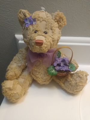 Laurell's Attic teary bear. for Sale in Fort Worth, TX