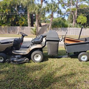 Riding Lawn Mower for Sale in Palm City, FL