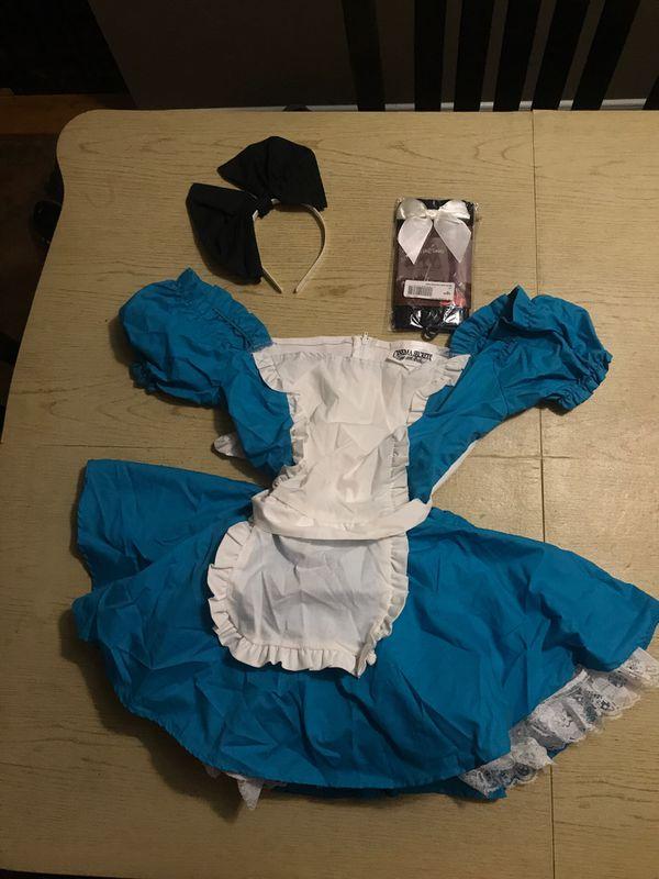 Alice in Wonderland costume Size M