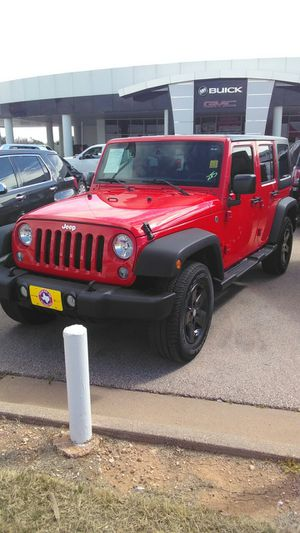 2017 Jeep Wrangler for Sale in San Angelo, TX