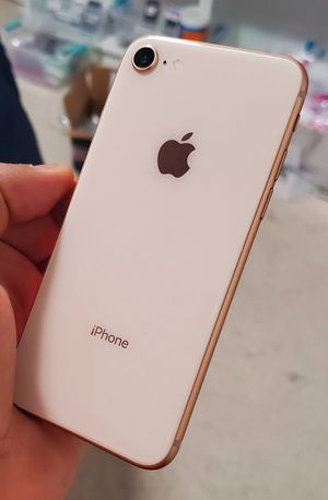 """iPhone 8 ,,Factory UNLOCKED Excellent CONDITION """"as like nEW"""" for Sale in Springfield, VA"""
