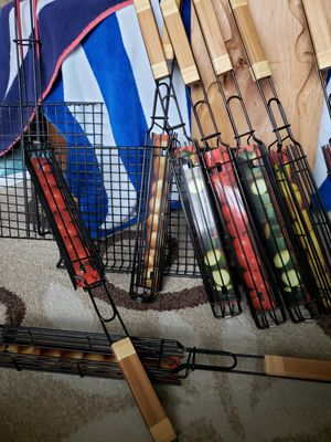 Grilling tools - in time for your 4th BBQ for Sale in Marysville, WA