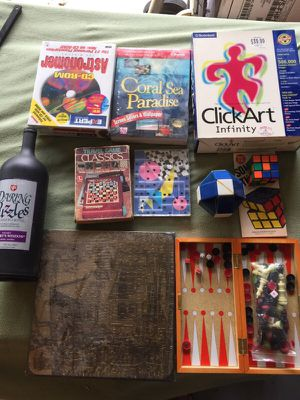 Puzzle and game for Sale in Hollywood, FL