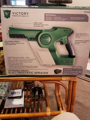 VICTORY handheld Battery operated, Electromagnetic sprayer for Sale in Manassas, VA