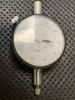 Mitutoyo dial indicator .0001 for Sale in Fontana, CA