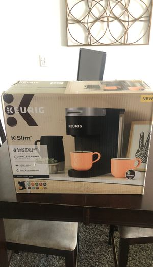 New Keurig k-slim for Sale in San Jose, CA