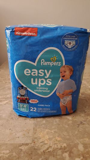 Pampers easy ups for Sale in Federal Way, WA