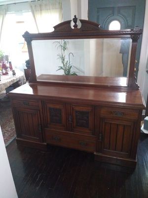 Antique buffet for Sale in Tacoma, WA
