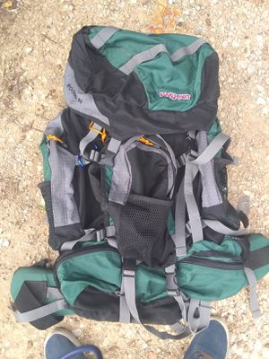 Jansport hiking backpack .. Rockies 90 L for Sale in Oklahoma City, OK