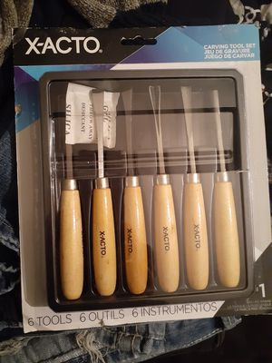 X-Acto Carving Tool Set for Sale in Burnsville, MN