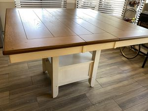 Rustic Kitchen TABLE ONLY-PUB STYLE for Sale in Clovis, CA
