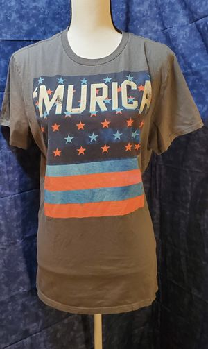 AE 'Murica Classic Graphic Tee for Sale in Ripley, WV