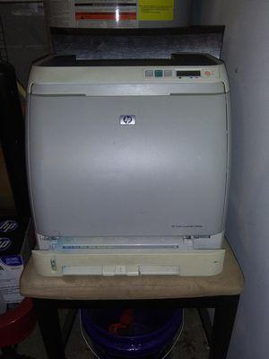 HP 2600N Color Laser Jet Printer for Sale in Nashville, TN