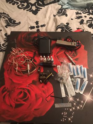PROFESSIONAL TATTOO KIT BRAND NEW for Sale in Orlando, FL