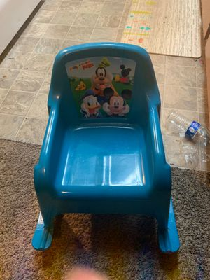 Mickey Mouse Chair for Sale in Columbus, OH