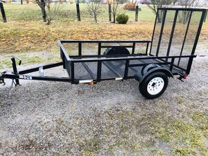 Tractor Supply 5x8 Utility Landscape Trailer for Sale in Vine Grove, KY