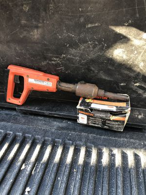 Remington Powder Actuated Tool for Sale in Visalia, CA