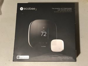 ecobee3 Smart Thermostat for Sale in Colorado Springs, CO