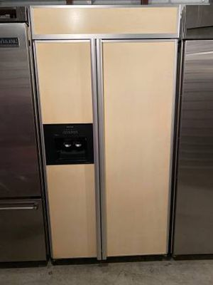 """KitchenAid 42"""" inch panel ready siby by siby refrigerator for Sale in Playa del Rey, CA"""