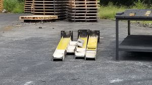 (9) I beams w/foot for Sale in North Chesterfield, VA