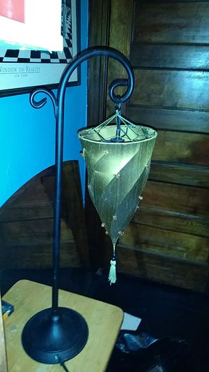 Accent lamp for Sale in St. Louis, MO
