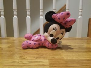 Minnie Mouse Baby Soft Toy, Plays Music for Sale in Brooklyn, NY