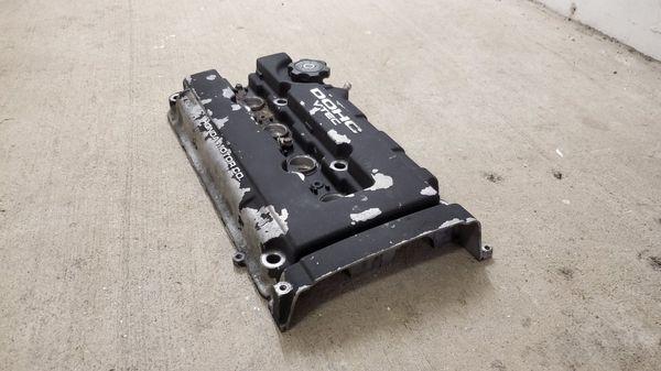 B series valve cover