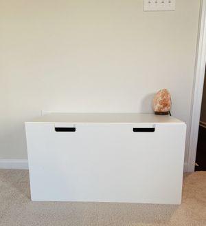 IKEA storage bench for Sale in Charlottesville, VA