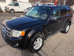 2009 Ford Escape Trim: XLT Style: AWD XLT 4dr SUV I4 SUV Type: AWD Transmission Type: Automatic Cylinders: 4..Miles 121,000$4200or best offer!!! for Sale in Shelton, CT