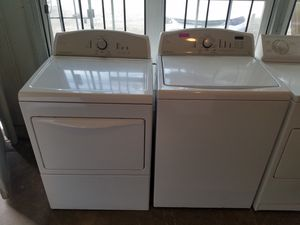 Kenmore washer & electric dryer set for Sale in Houston, TX