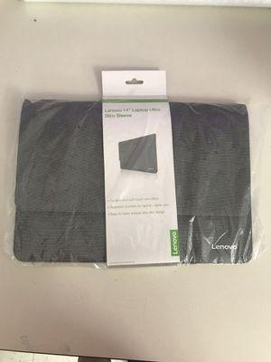 """Lenovo 14"""" Laptop Slim Sleeve for Sale in Franklin Park, IL"""