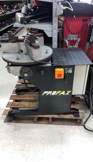Pro fax welder WP-500 900lbs welding position for Sale in Orlando, FL