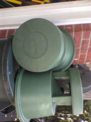 Bose outdoor speakers for Sale in Merrick, NY