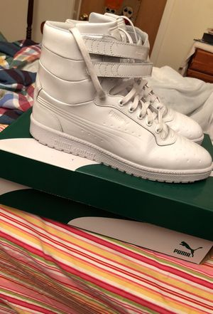 High top puma contacts for Sale in Rockville, MD