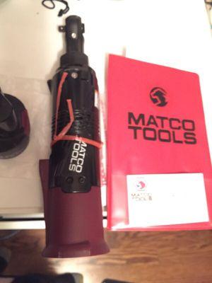 Matco 12v battery ratchet for Sale for sale  Bristol, PA