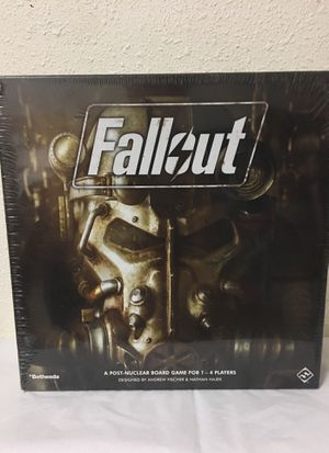 Fallout board game for Sale in San Jose, CA