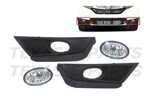 Honda Parts Bumper Grille Light Mirror Complete Front Assembly HRV CRV HR-V CR-V for Sale in Sugar Land, TX