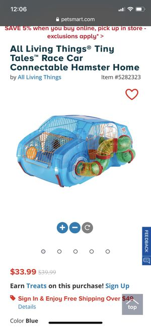 Hamster accessories for Sale in Arlington, TX