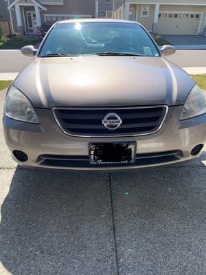 2003 Nissan Altima for Sale in Renton, WA