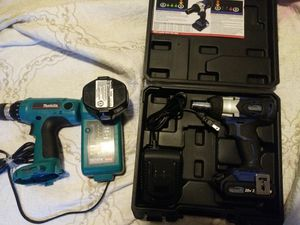 Power drills cordless for Sale in Salt Lake City, UT