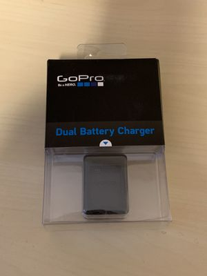 GoPro dual battery charger for Sale in Puyallup, WA