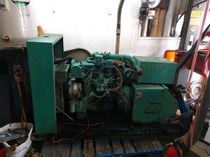 Generator used to back up Kroger for Sale in Heiskell, TN