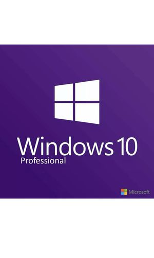 Microsoft Windows 10 Professional Pro License Key for Sale in Beverly Hills, CA