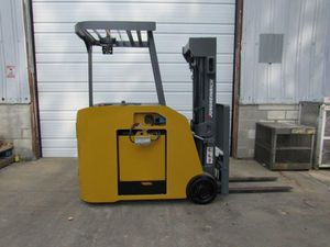 2011 Jungheinrich ETG350 Electric Forklift for Sale in North Chicago, IL