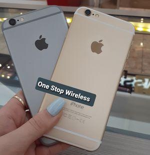 iPhone 6 16gb unlocked for Sale in Seattle, WA