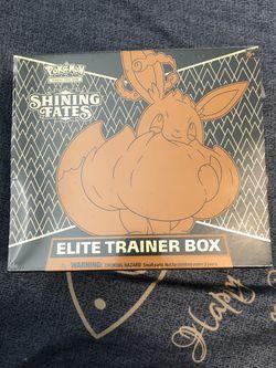 Shining Fates ETBs for Sale in Seattle,  WA